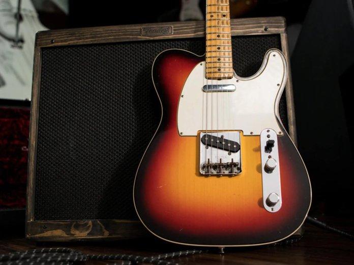 Fender Custom Shop Eric Clapton Blind Faith Reissue