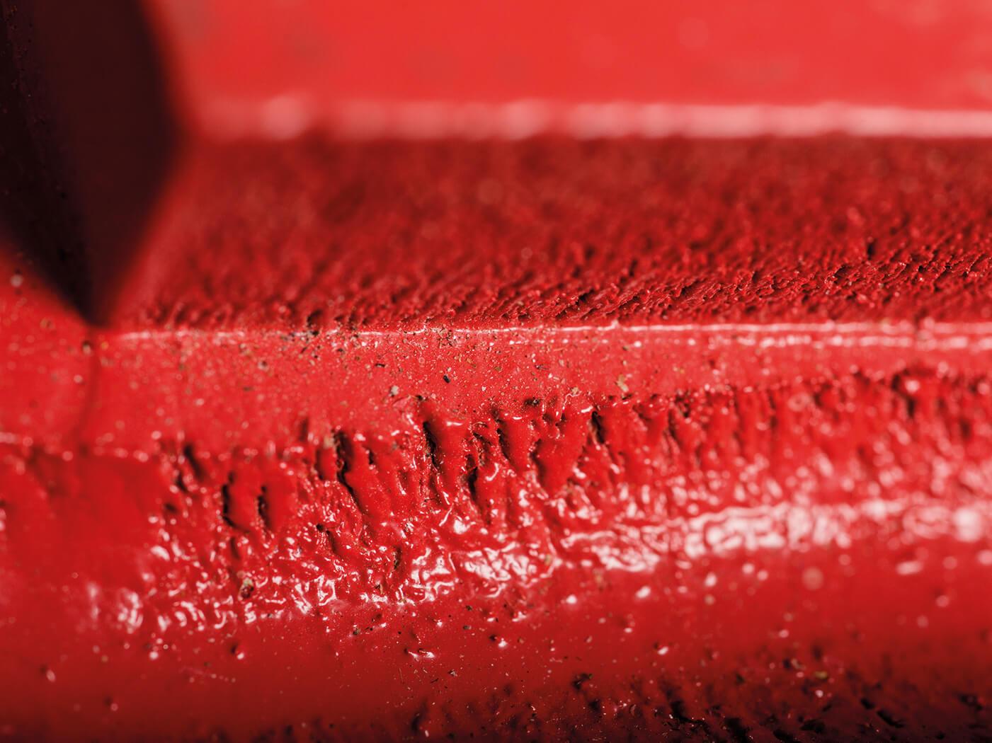 Fender Pre-CBS Fiesta Red Strat red-stained alder