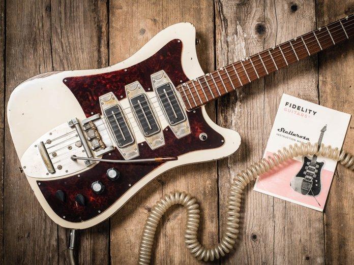 Fidelity Guitars Stellarosa