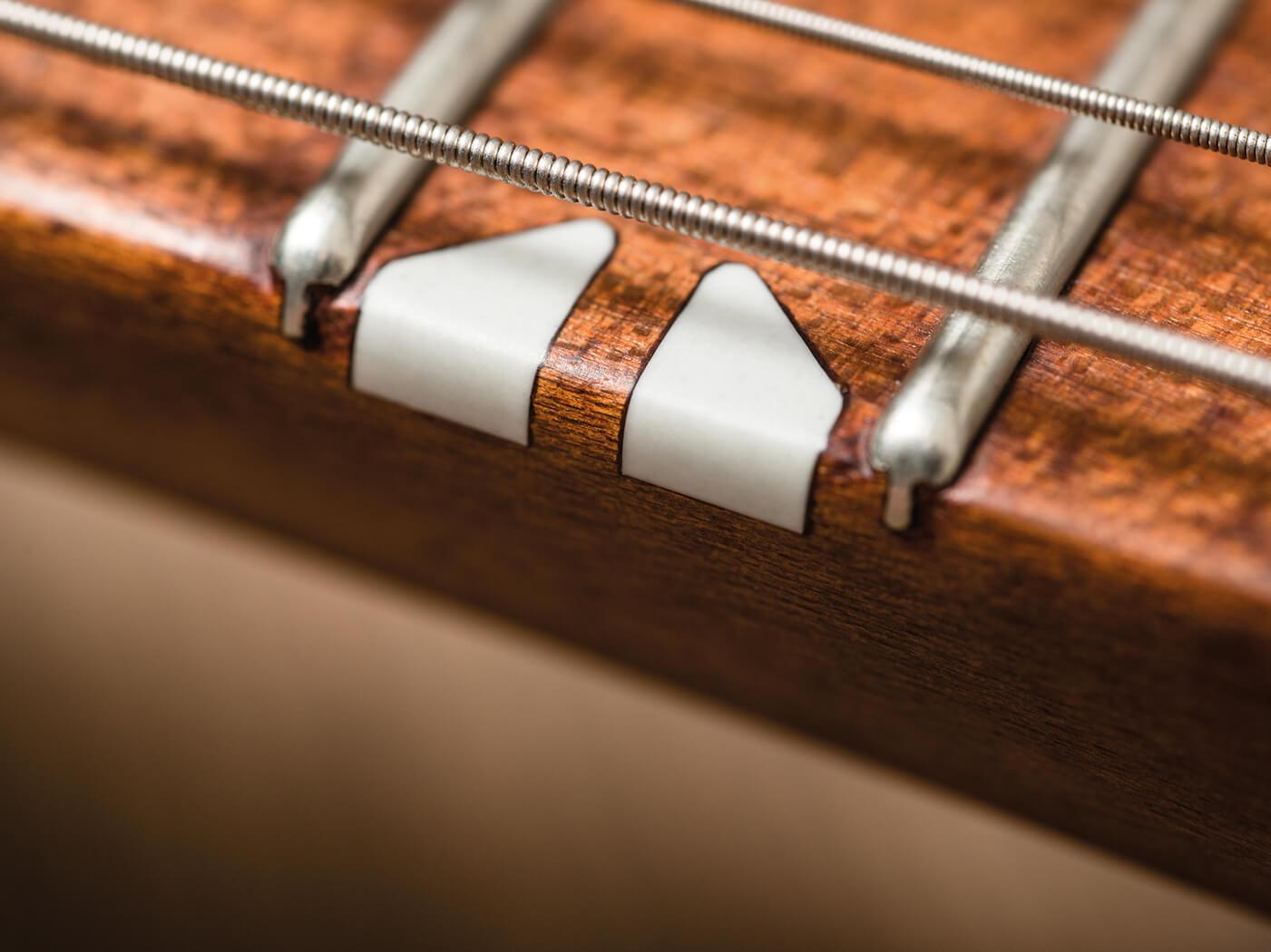 Fidelity Guitars Stellarosa inlays