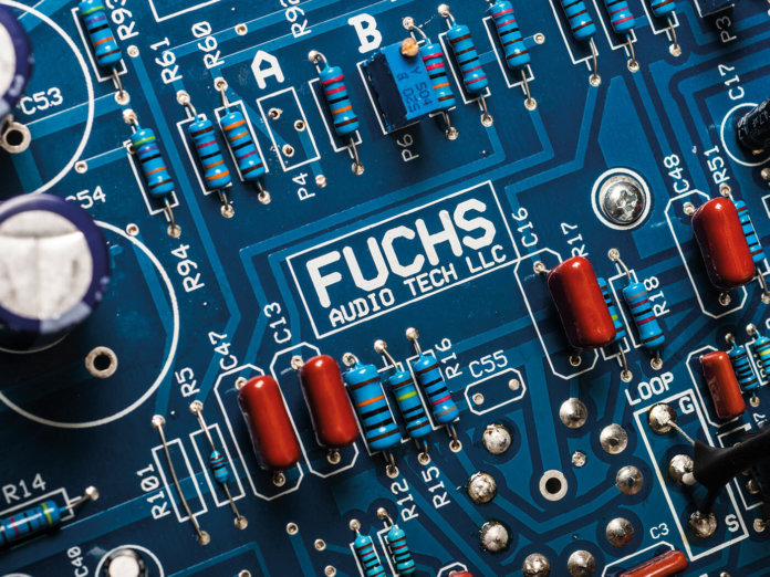 fuchs circuit board blackjack