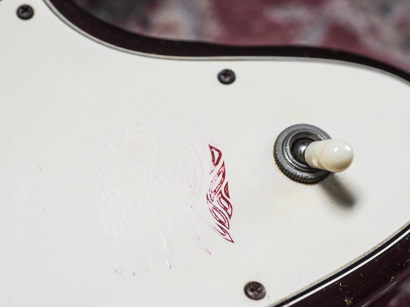 vintage gibson reverse firebird