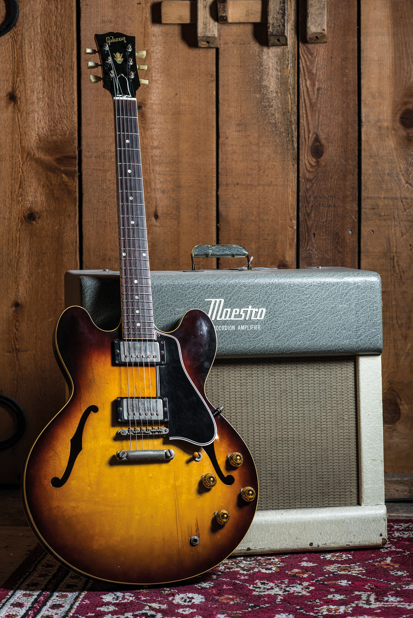 vintage gibson es-335