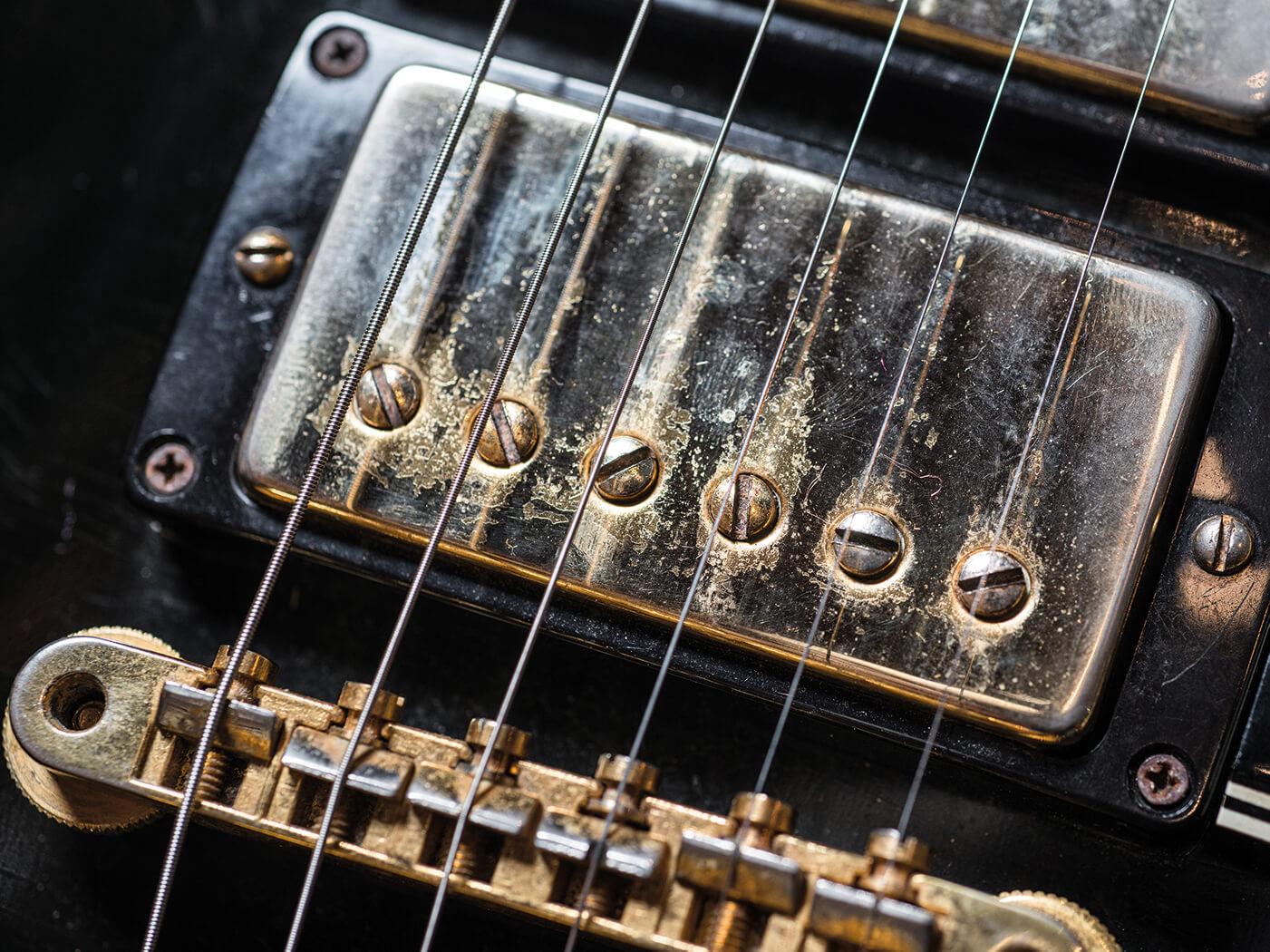 vintage gibson les paul custom black beauty