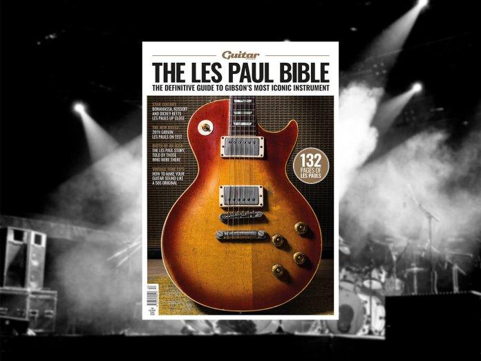 guitar specials les paul bible