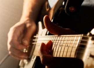 pentatonic scale guitar solo
