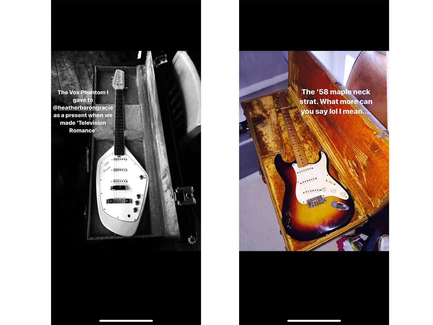 vintage fender stratocaster vox