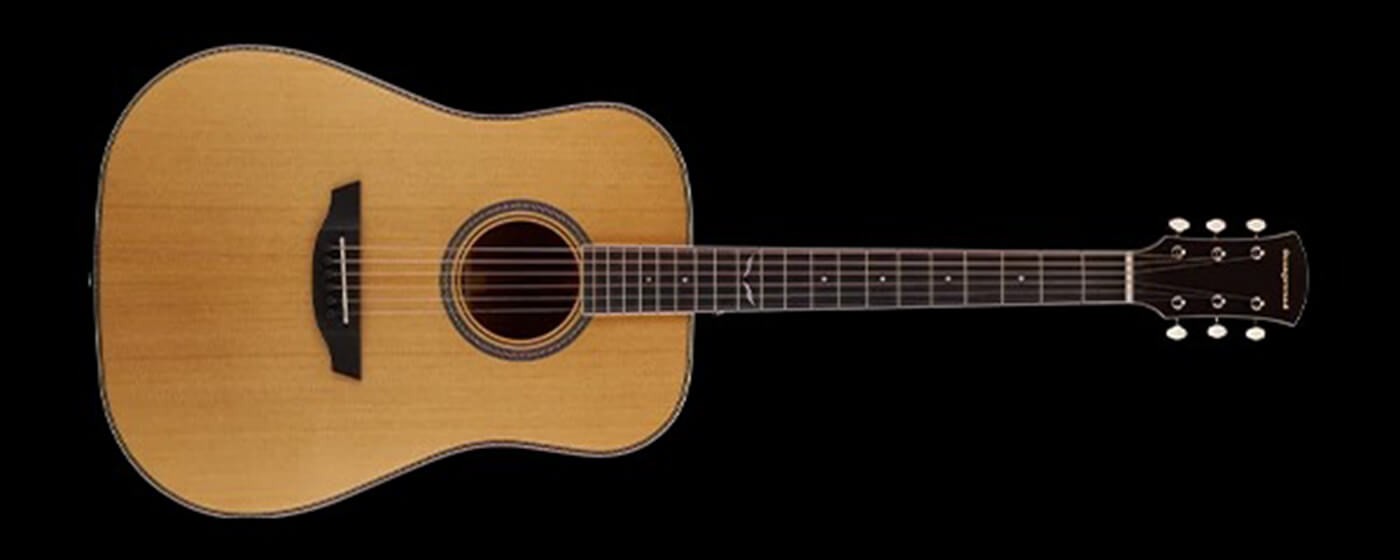 Orangewood Guitars Highland Hudson