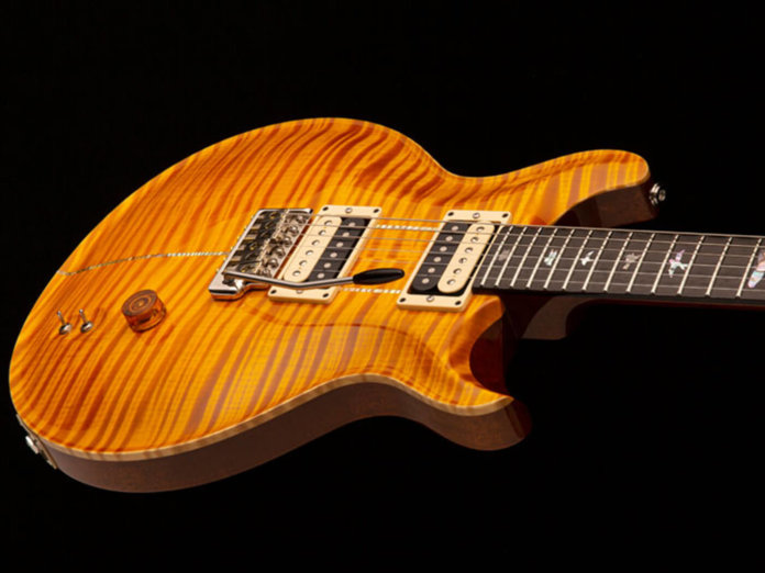 PRS Private Stock Crossroads Santana pre-factory body