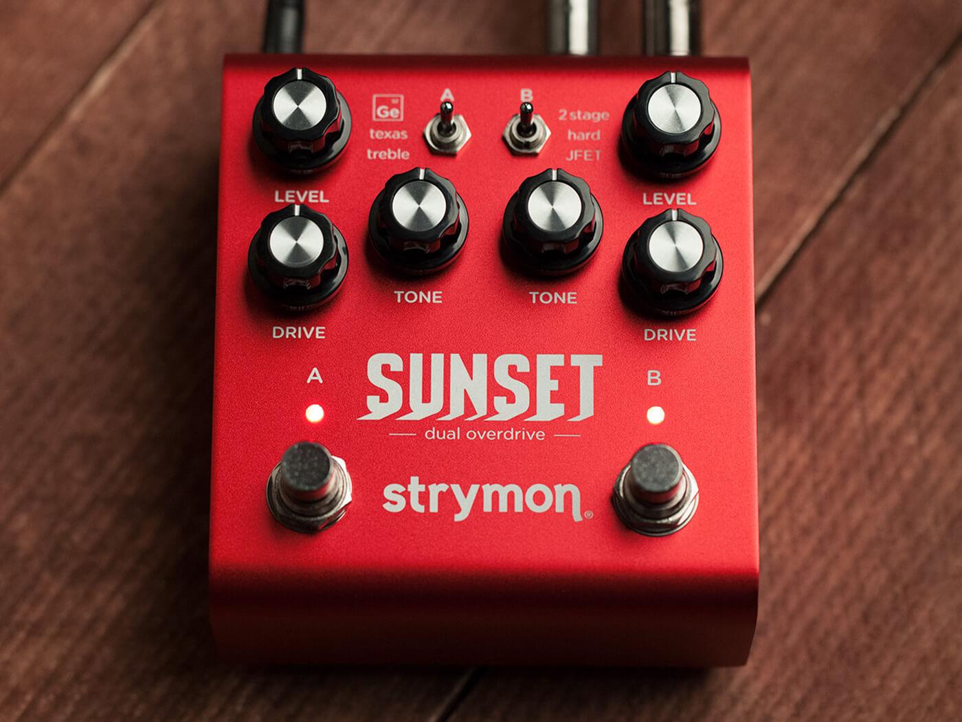 strymon sunset overdrive