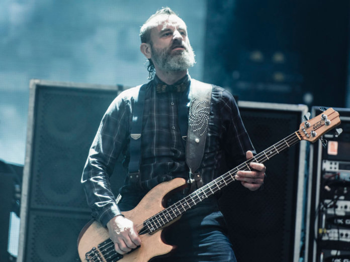 Tool Justin Chancellor Download Festival 2019