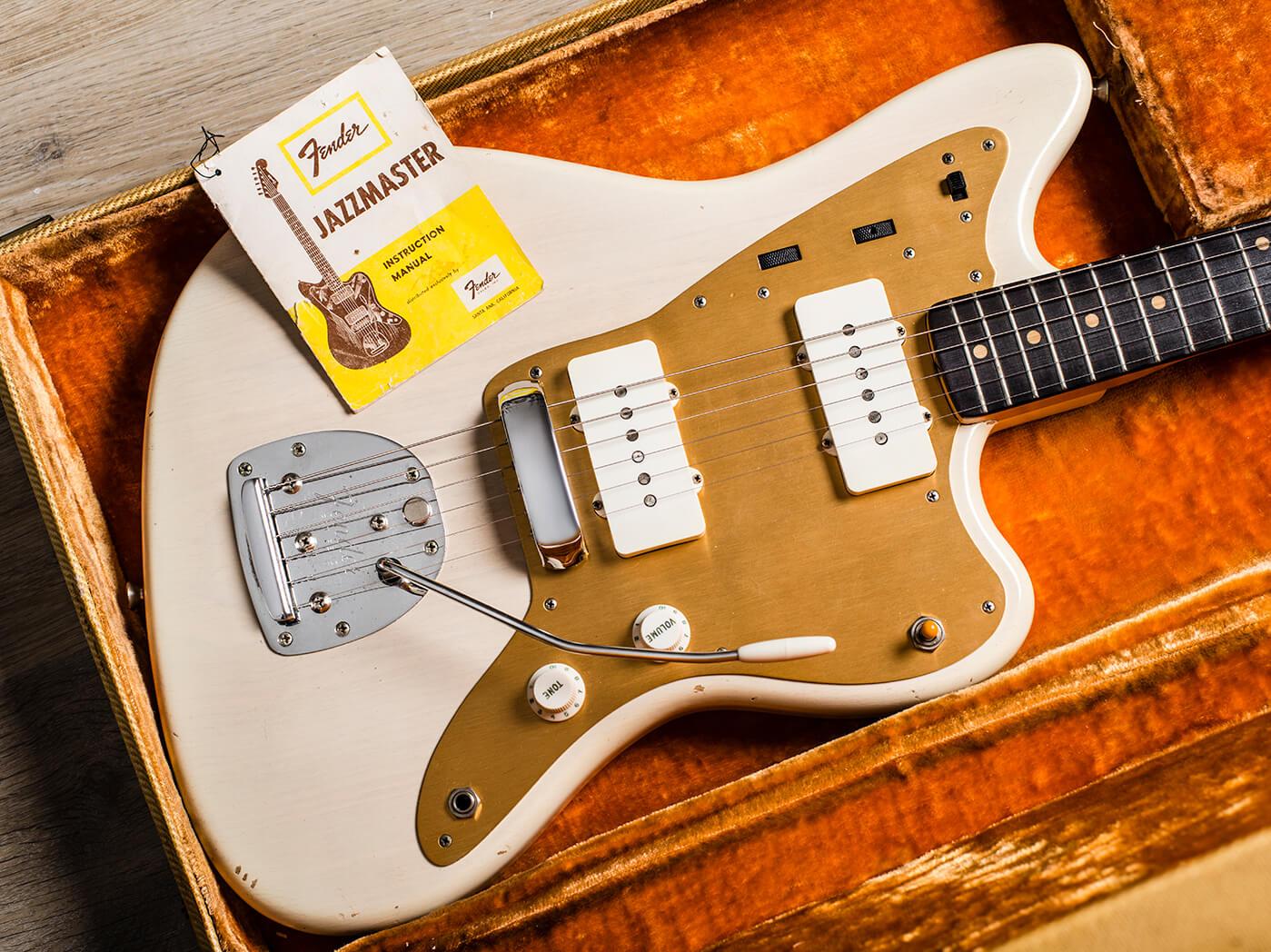 Vintage Bench Test: 1959 Fender Jazzmaster   Guitar.com   All Things Guitar