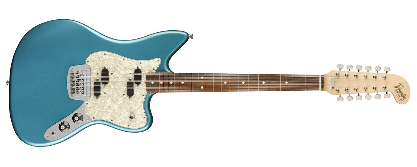 Fender officially launches the Alternate Reality Electric XII