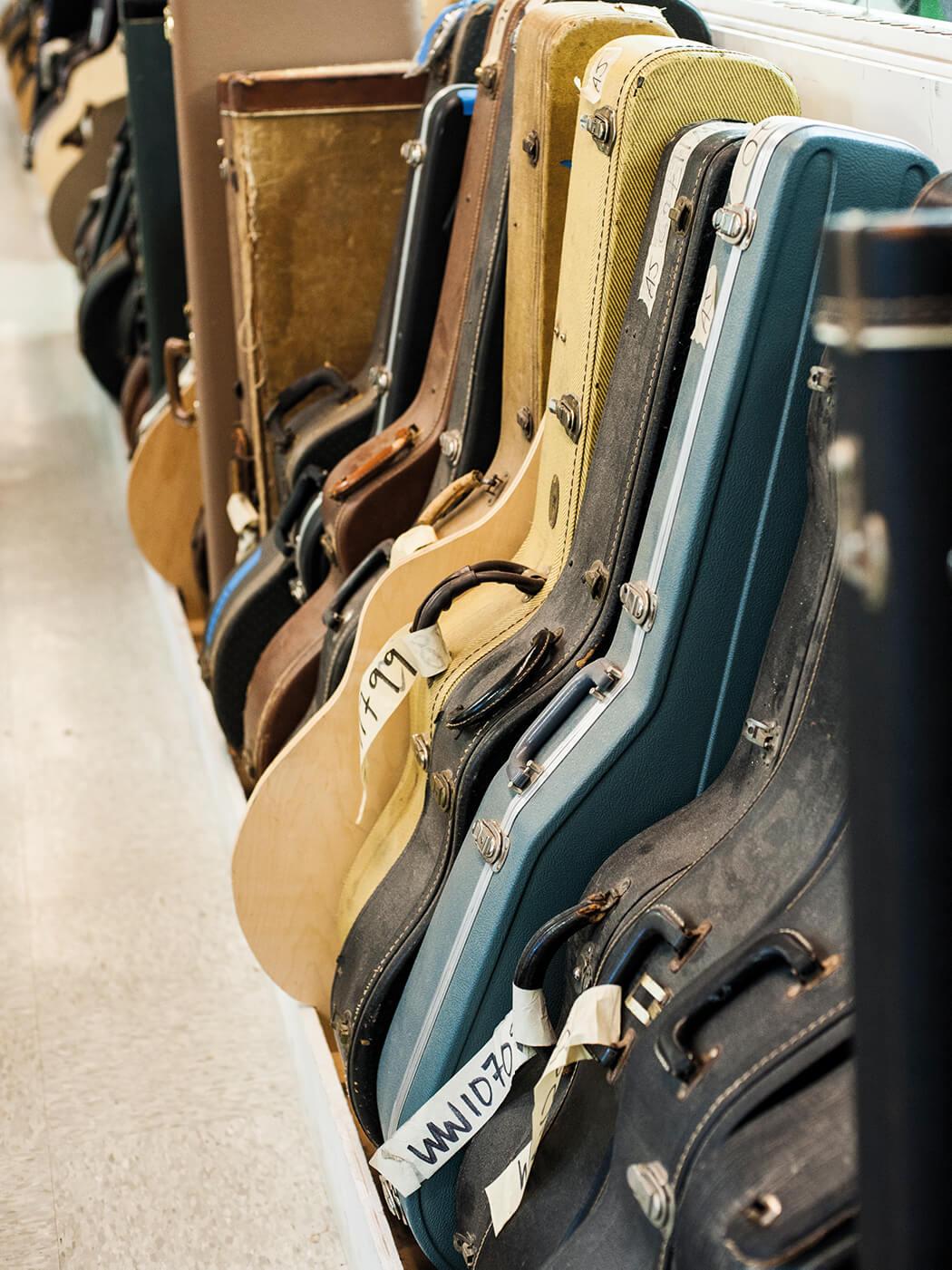 Guhn Guitars Vintage Cases