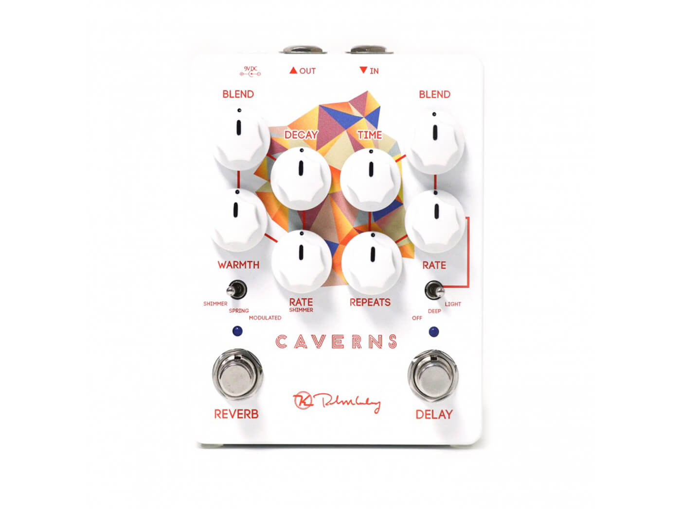 Keeley Canvas Delay Reverb V2