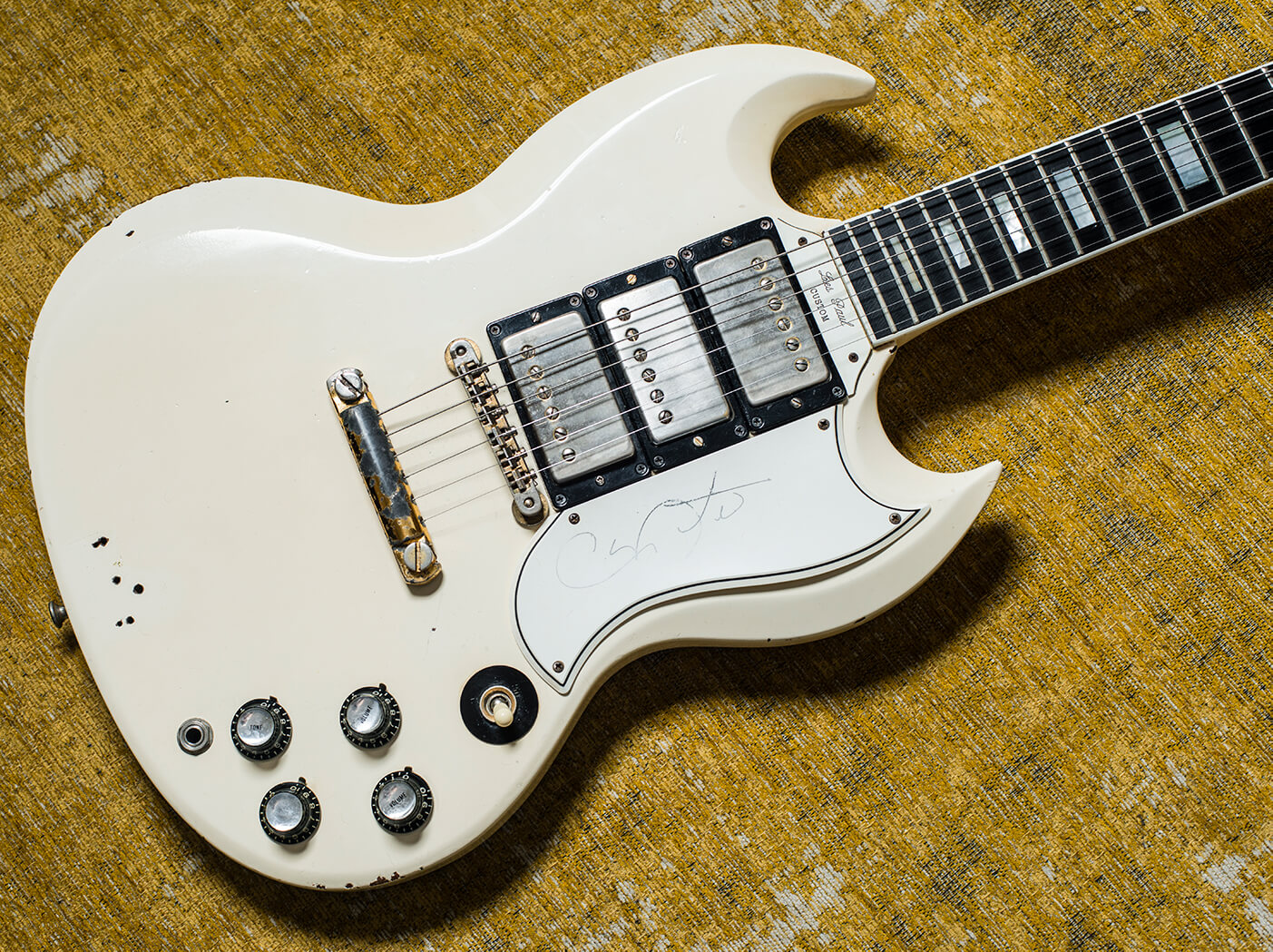 The oral history of the Gibson SG - Guitar com | All Things