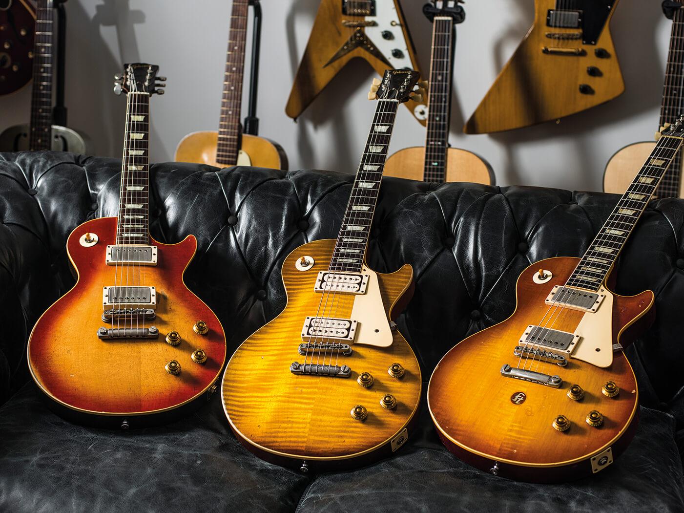 Matt's Guitar Shop Les Pauls