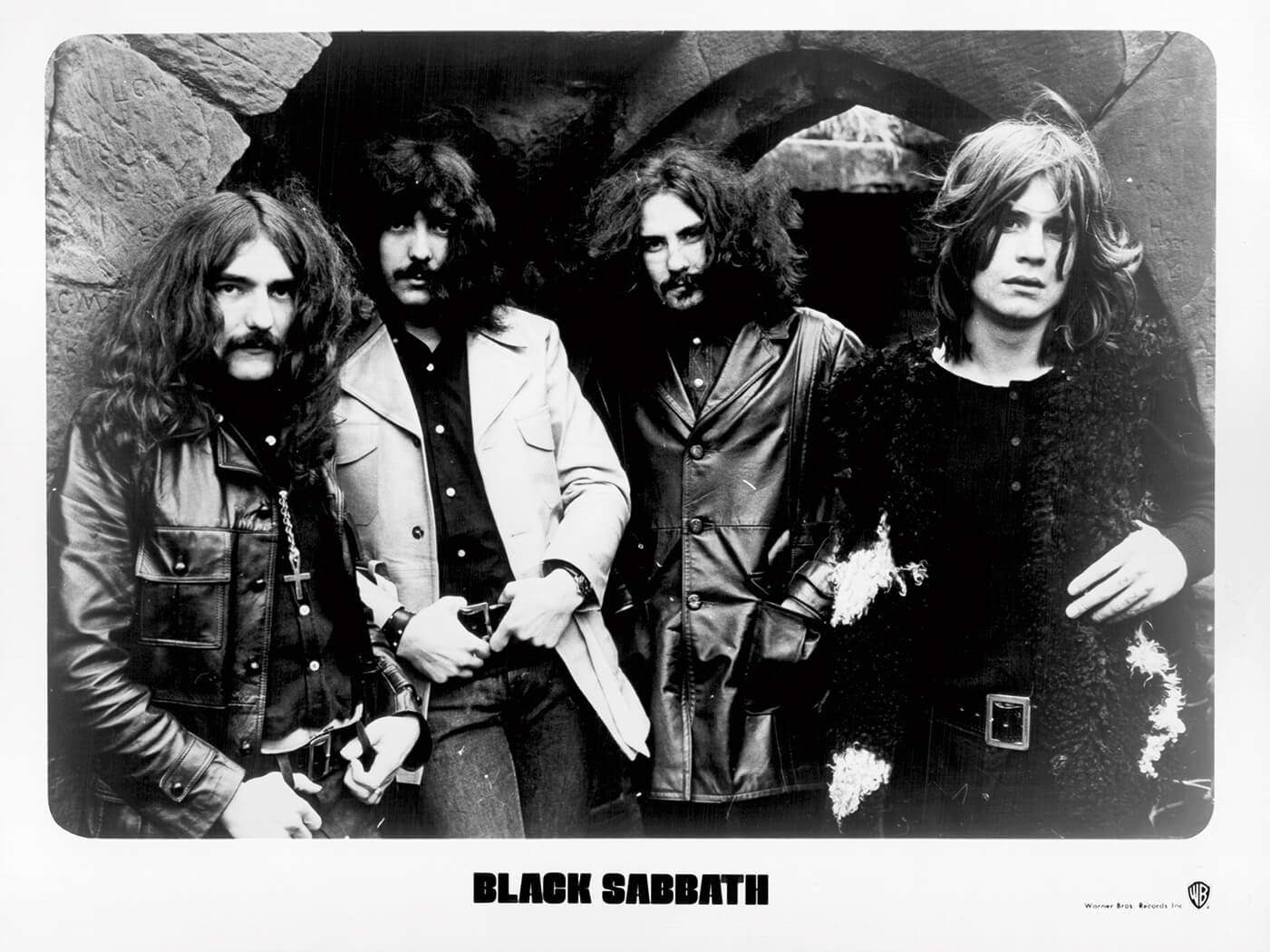 Black Sabbath 1970 Getty