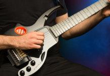 The Boaz One Modular Guitar