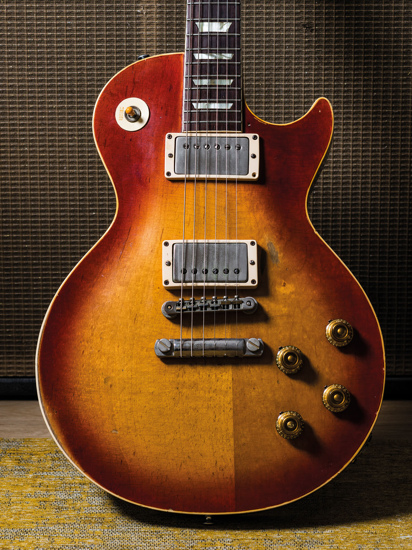 vintage gibson les paul allman brothers