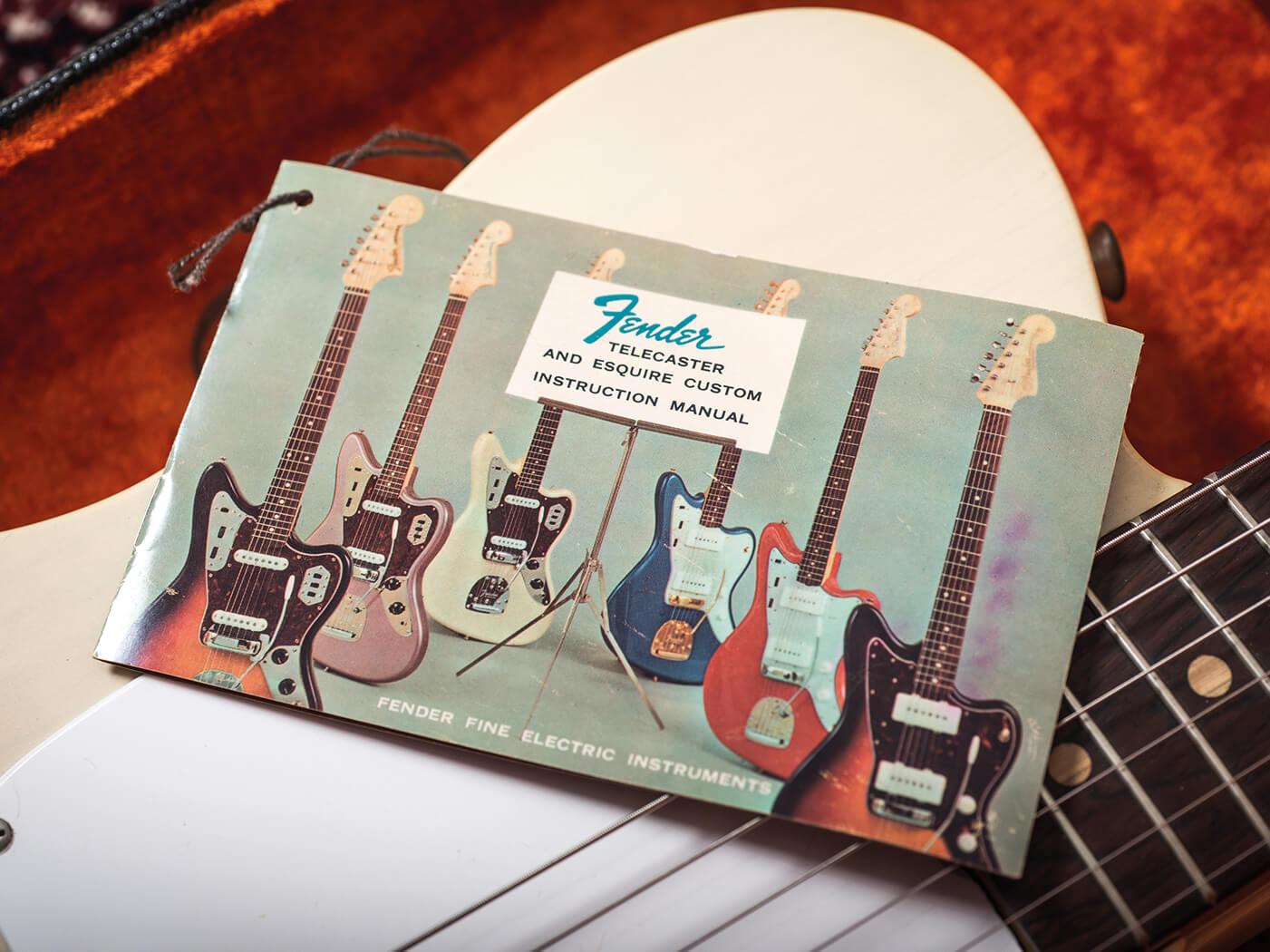 Vintage Fender Brochure