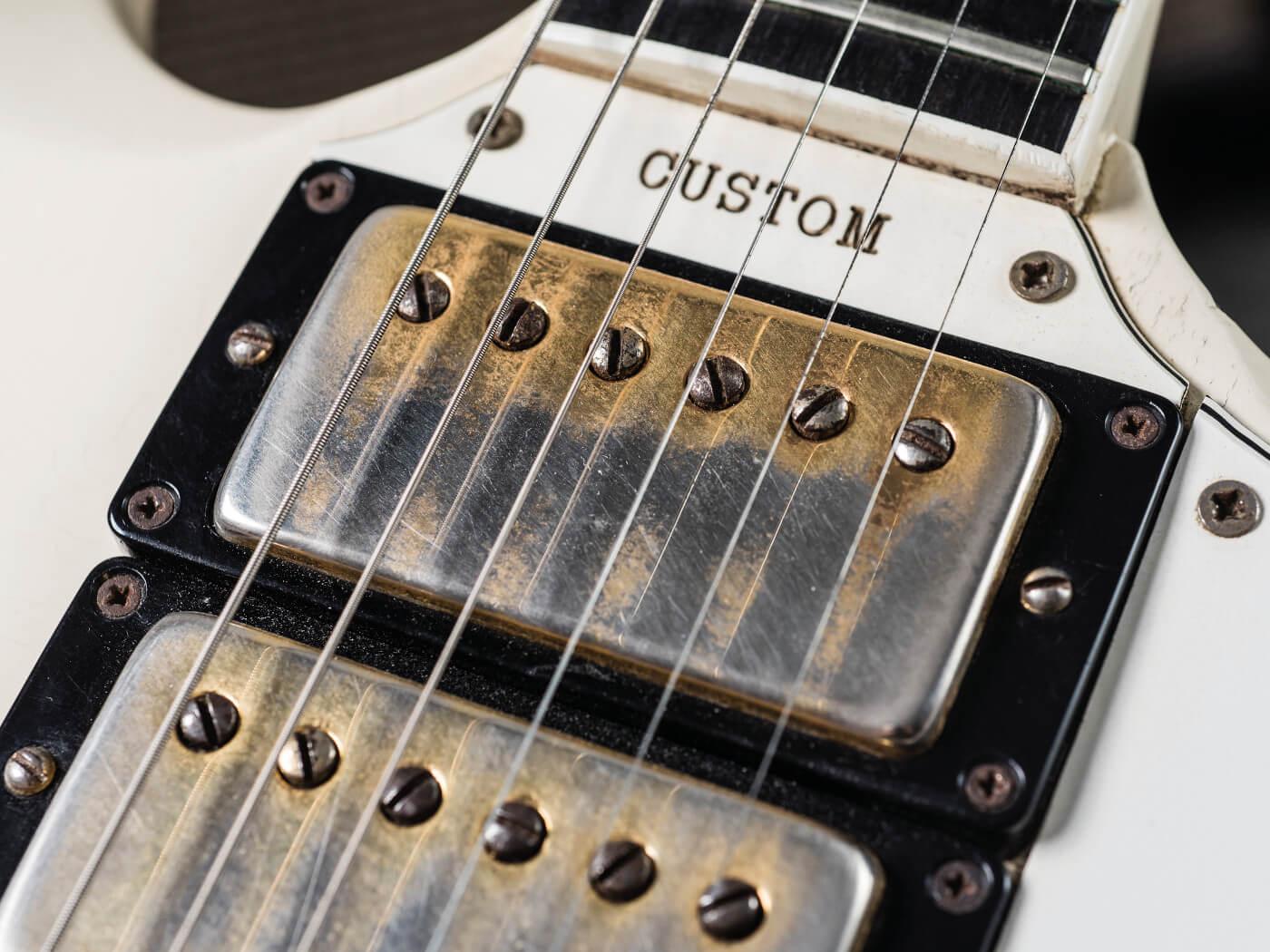 vintage gibson sg custom