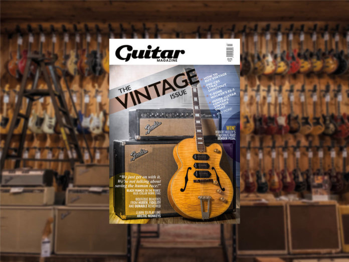 guitar magazine october issue 373