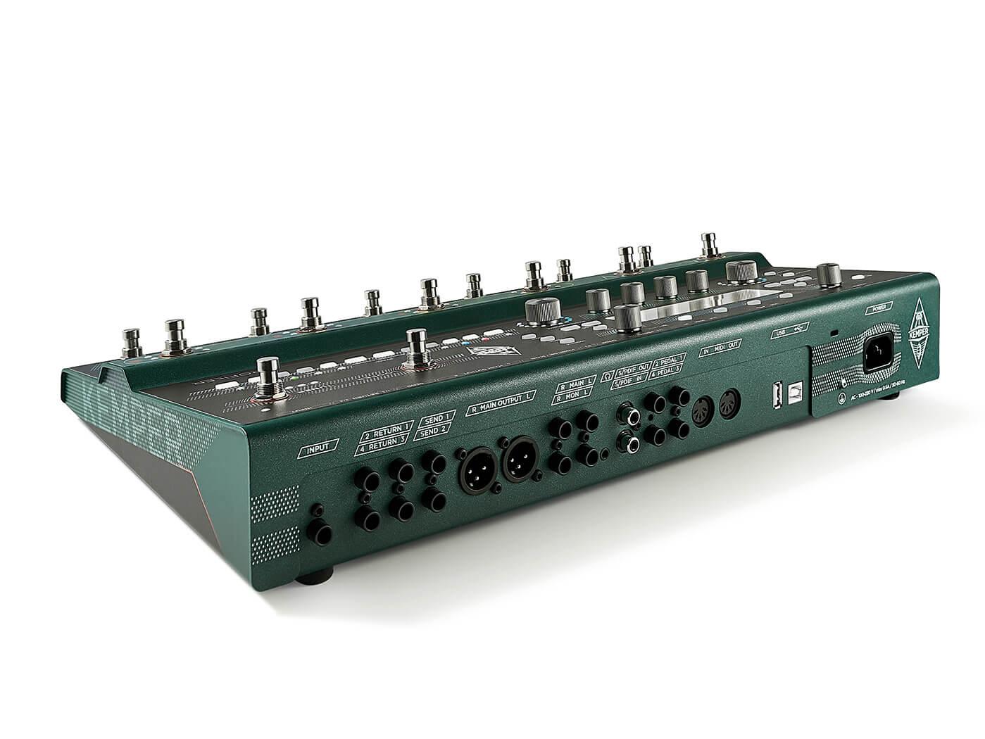 kemper profiler stage back outputs inputs