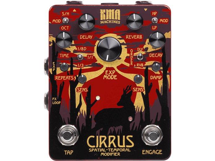 The KMA Audio Machines Cirrus