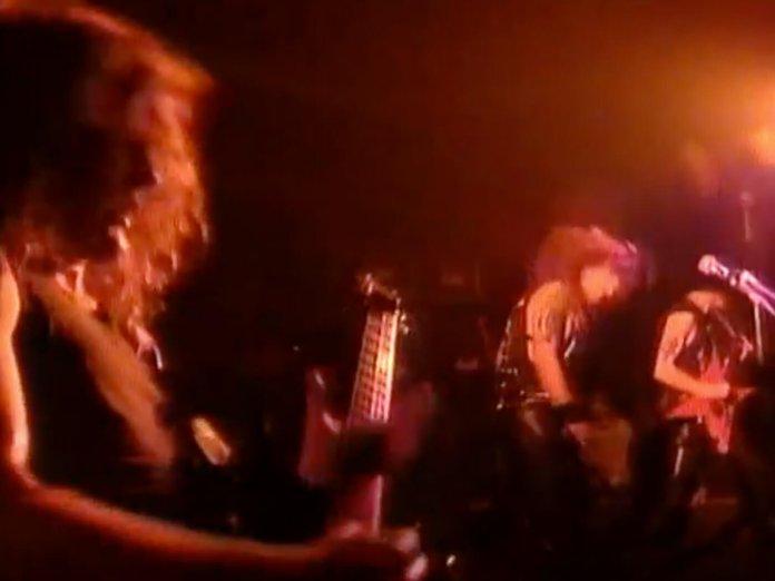 Morbid Angel's Richard Brunelle