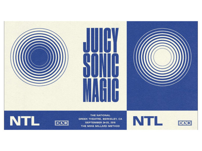 The National - Juicy Sonic Magic