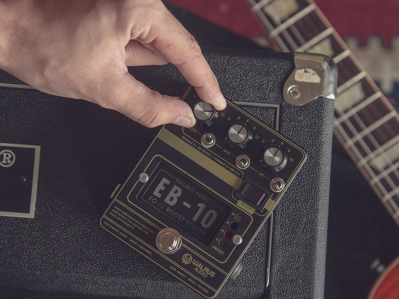 Walrus audio EB-10