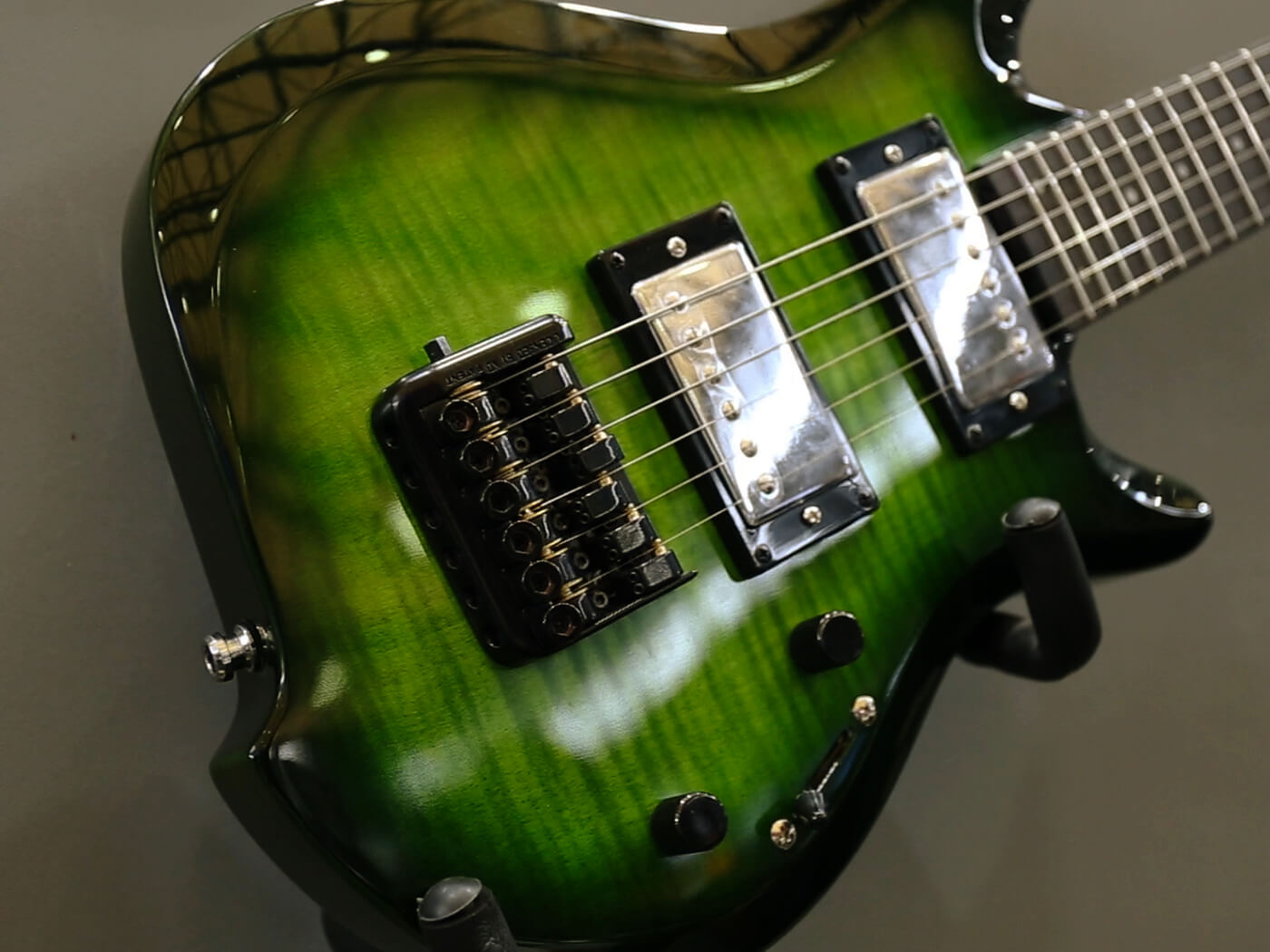 ALP leaf guitars