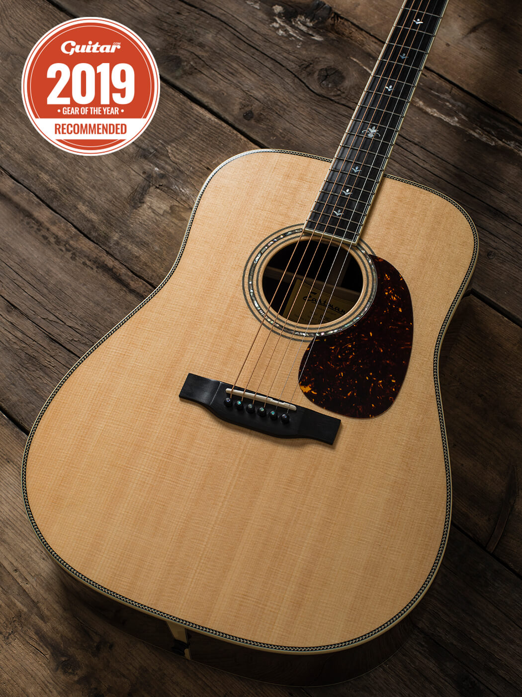 GOTY Eastman Double Top Series DT30D