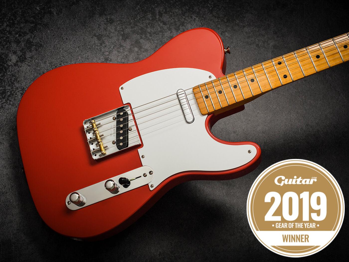 GOTY Fender Vintera 50s Telecaster