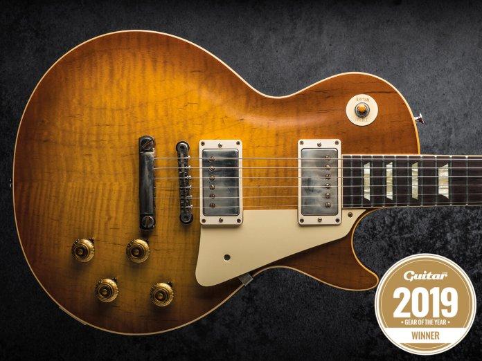 GOTY Gibson Custom 60th Annivesary 1959 Les Paul Standard