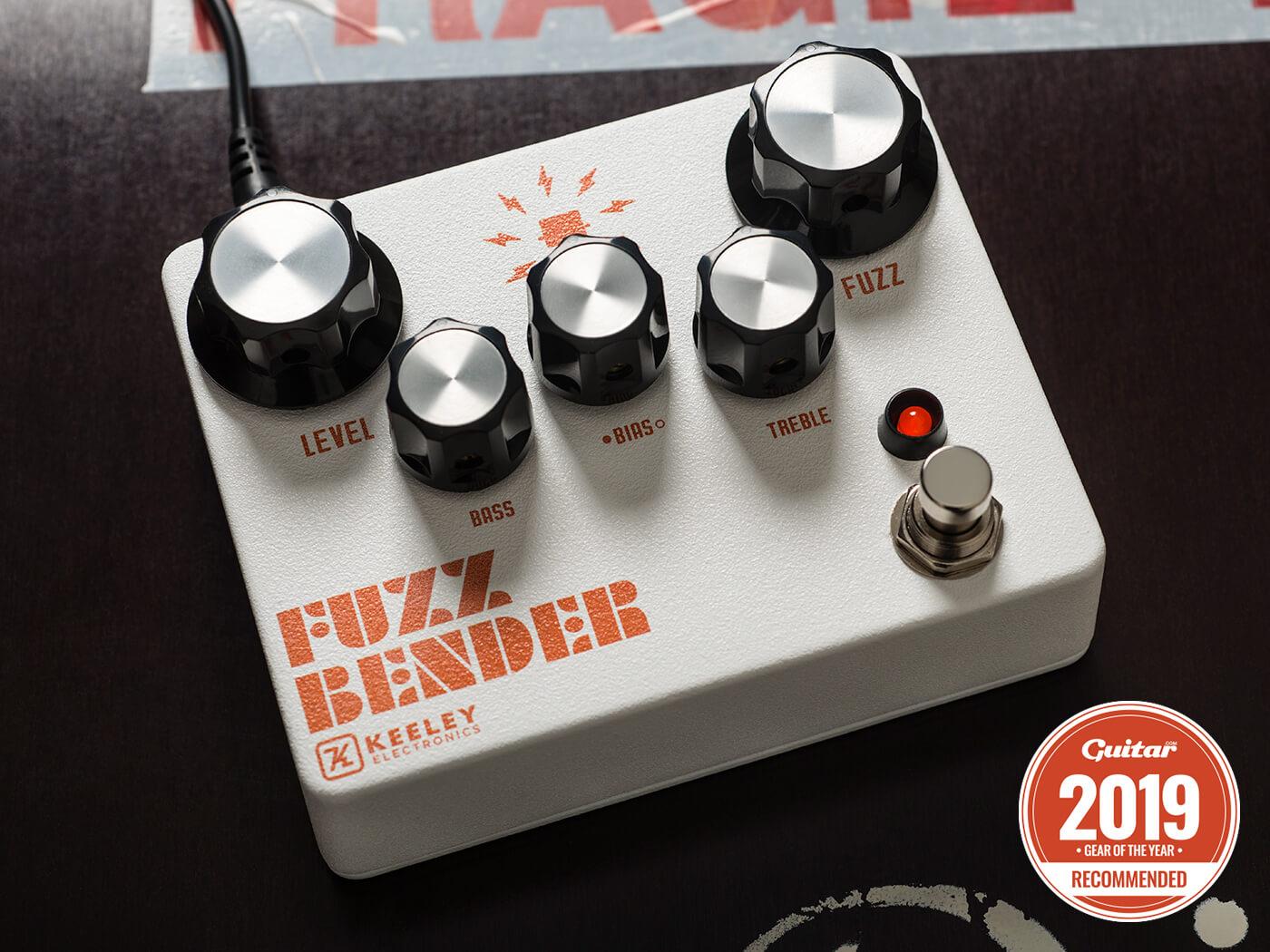 GOTY Keeley Fuzz Bender