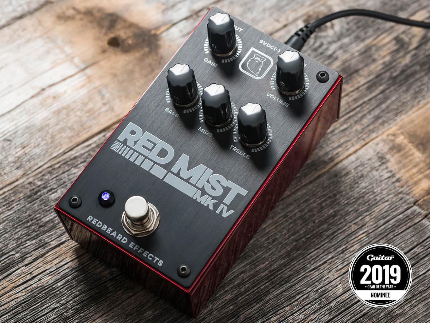 GOTY Red Mist MK IV