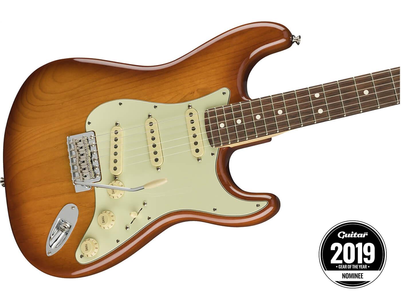 GOTY Fender American Performer Stratocaster