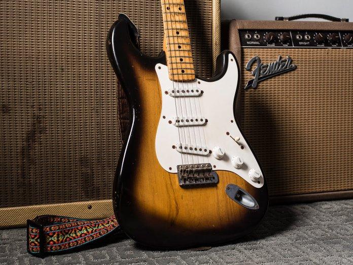 Gary Gand 1954 Fender Stratocaster (Body)