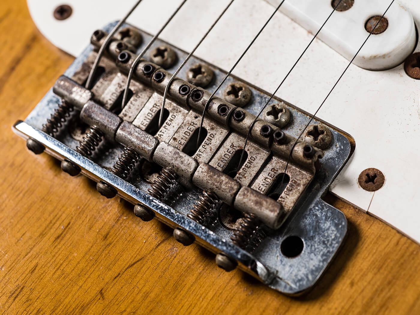Gary Gand 1954 Fender Stratocaster (Bridge)