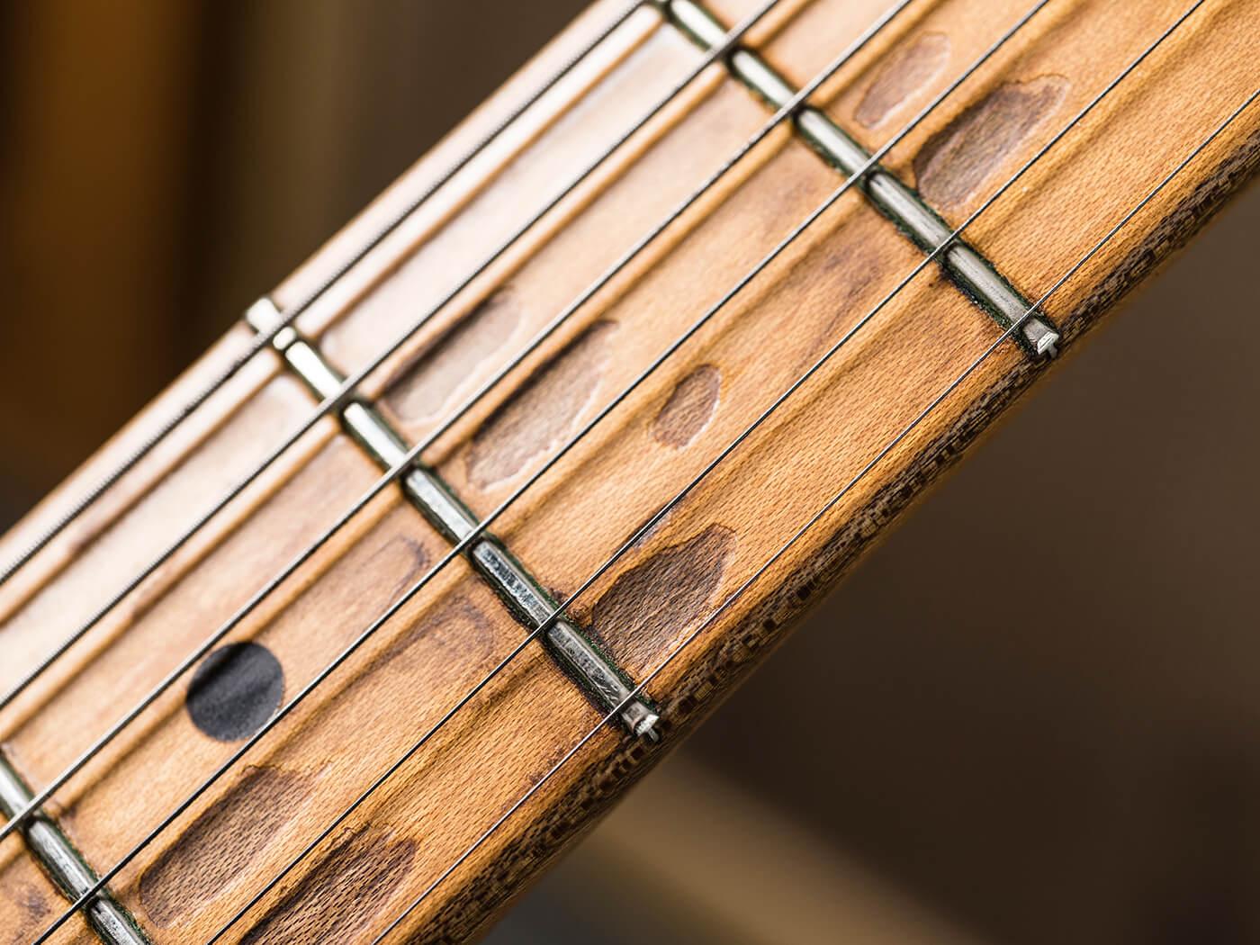 Gary Gand 1954 Fender Stratocaster (Fretboard)