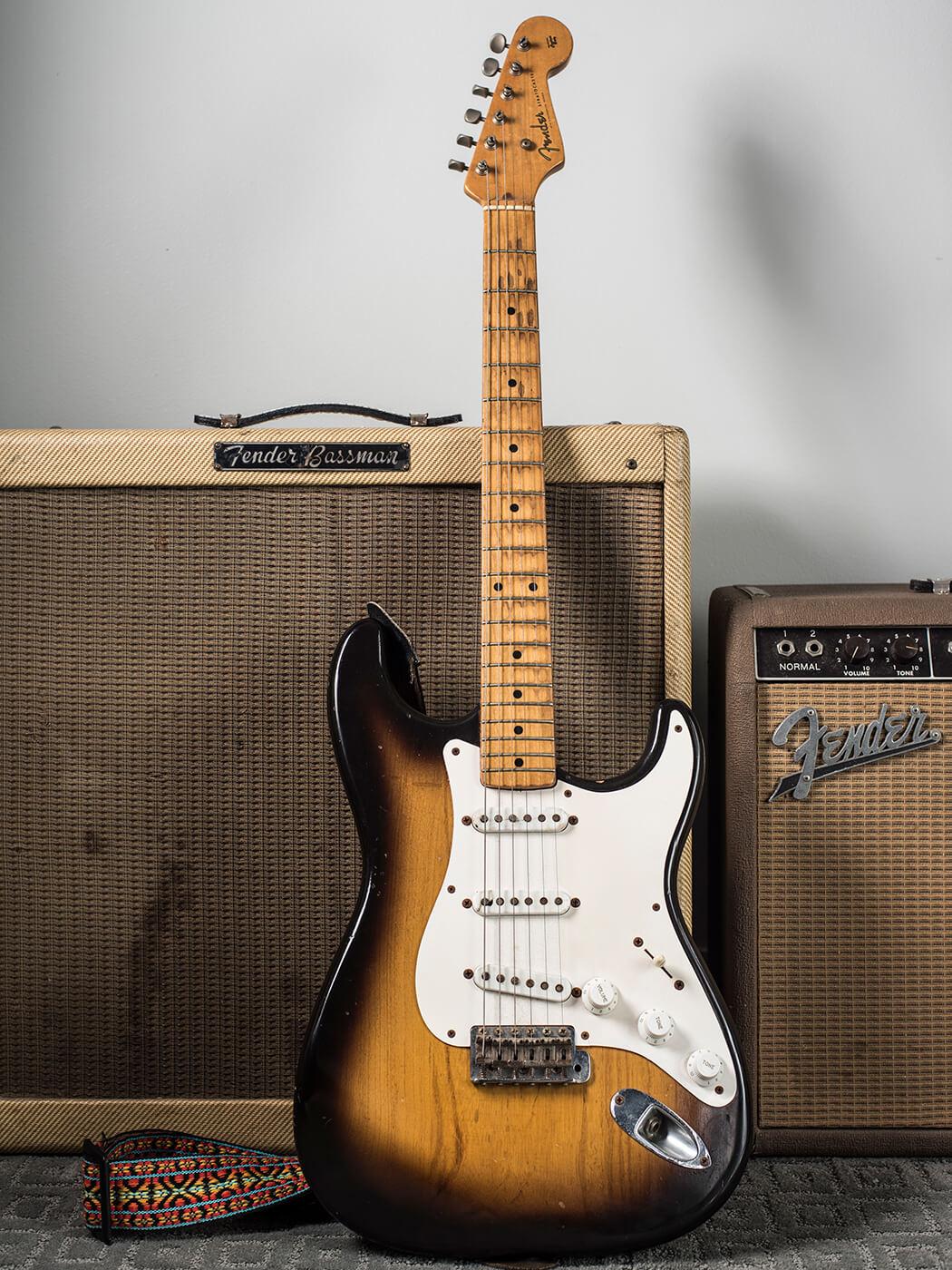 Gary Gand 1954 Fender Stratocaster
