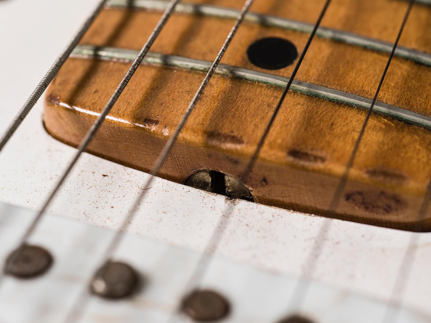 Gary Gand 1954 Fender Stratocaster (Neck)