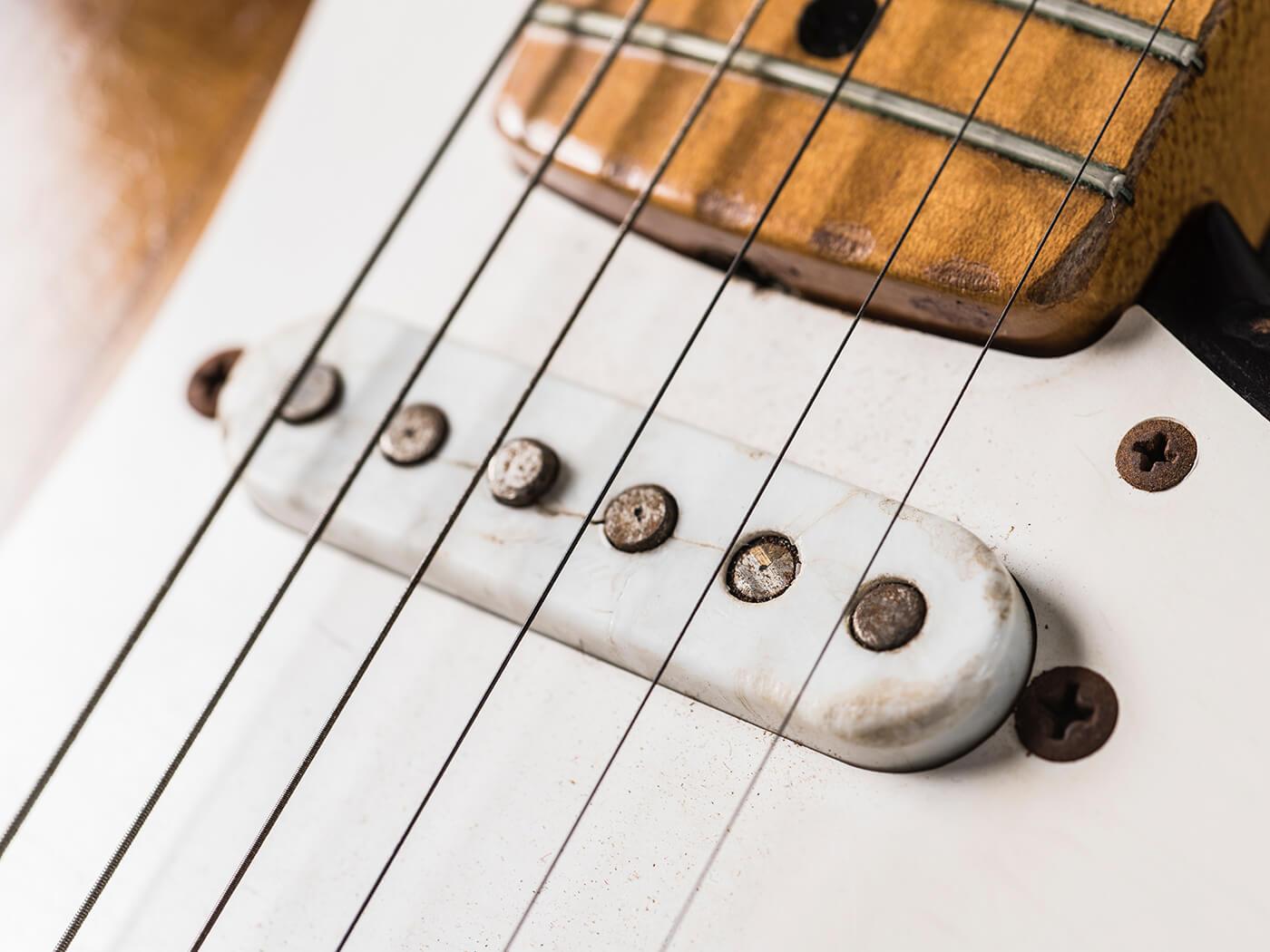Gary Gand 1954 Fender Stratocaster (Neck Pickup)