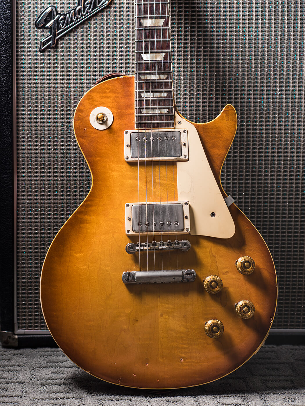Gary Gand 1960 Gibson Les Paul Standard (Body)