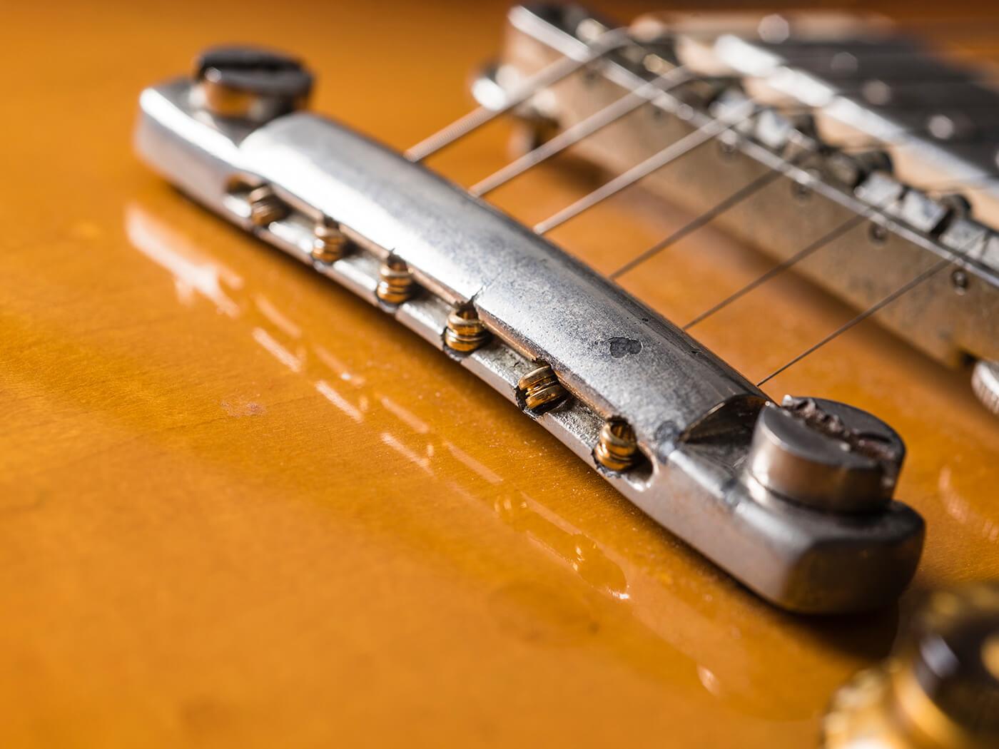 Gary Gand 1960 Gibson Les Paul Standard (Bridge)