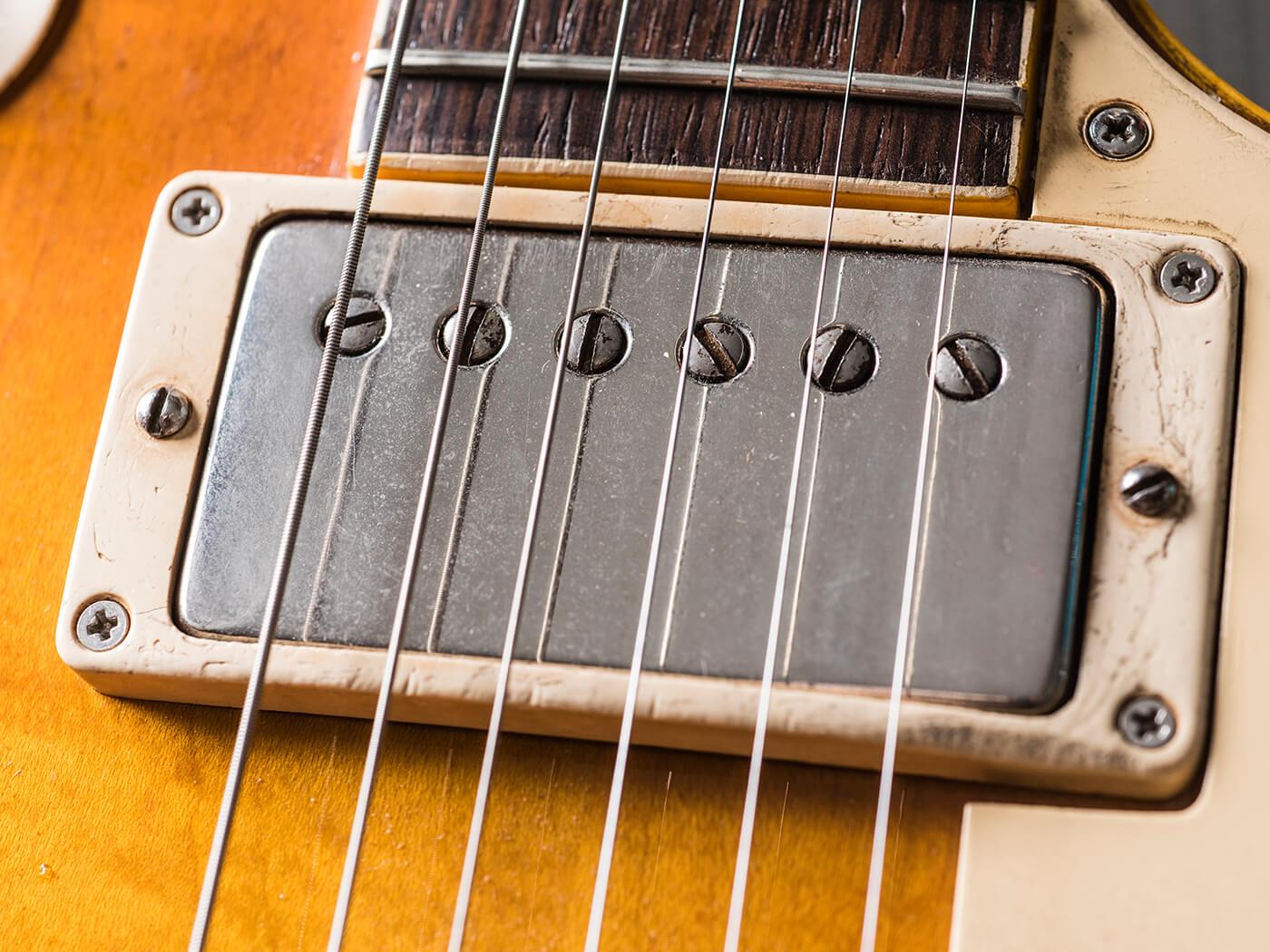 Gary Gand 1960 Gibson Les Paul Standard (Neck Pickup)
