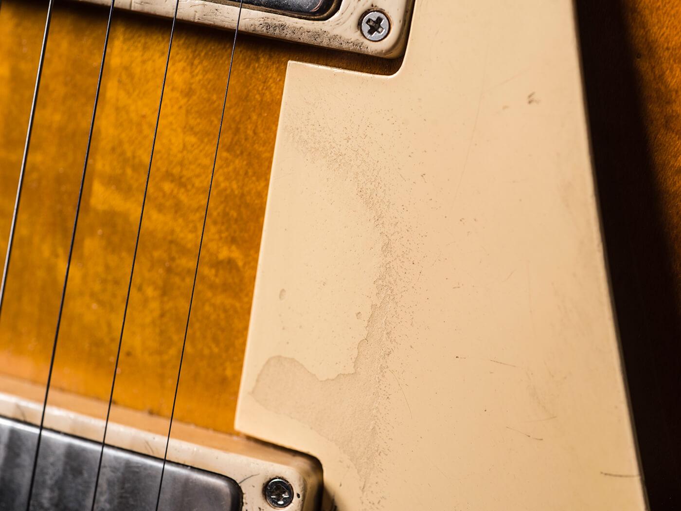 Gary Gand 1960 Gibson Les Paul Standard (Pickguard)