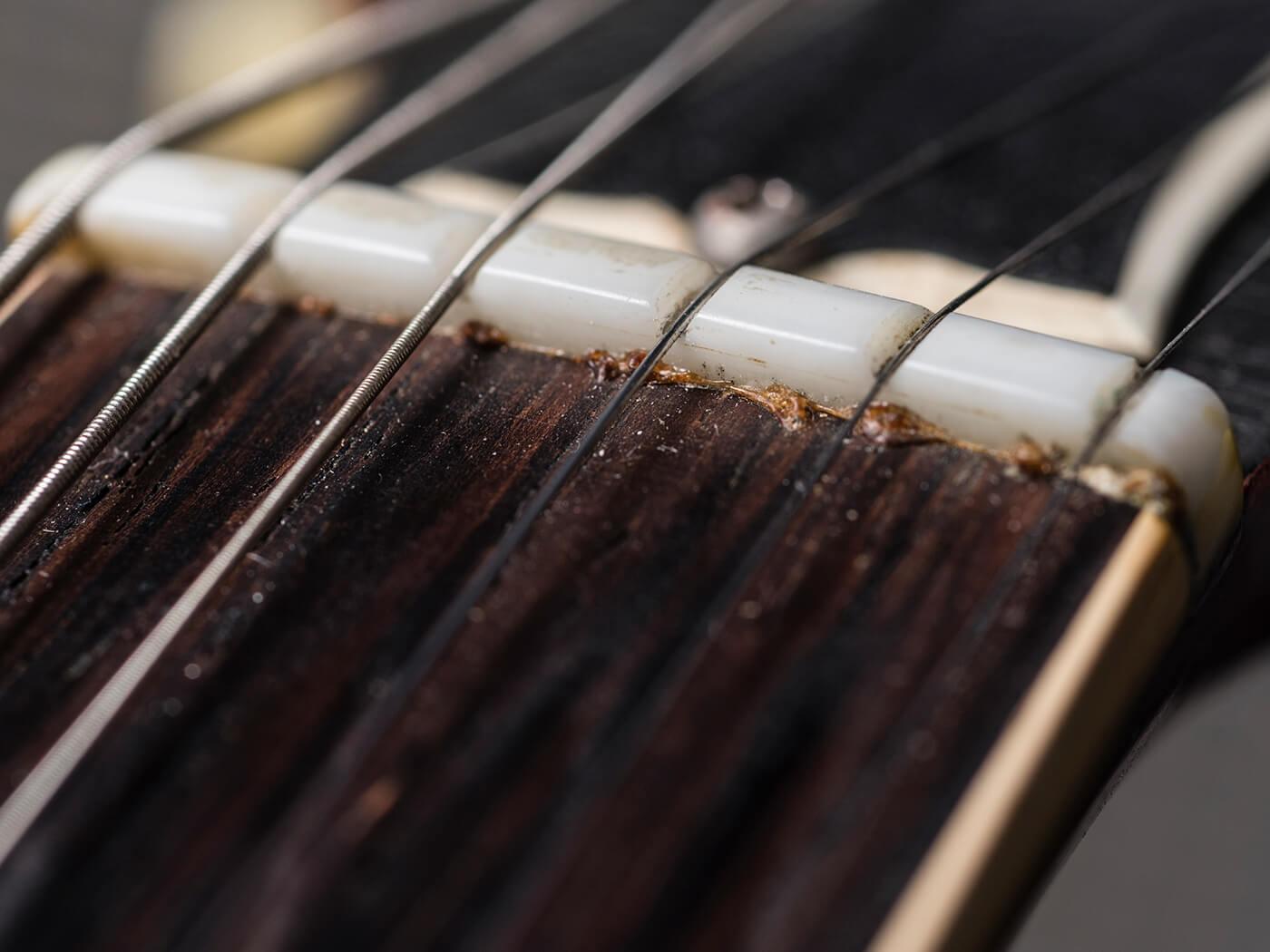 Gary Gand 1960 Gibson Les Paul Standard (Volute)